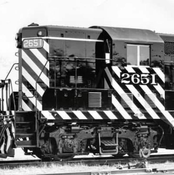 Railfans Raising Funds to Save Santa Fe GP7