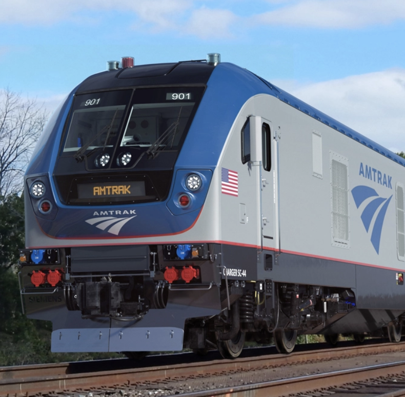 VIDEO: Siemens Chargers Tested on Long Distance Trains