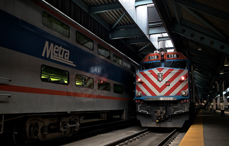 Metra Sues UP For Breach of Contract