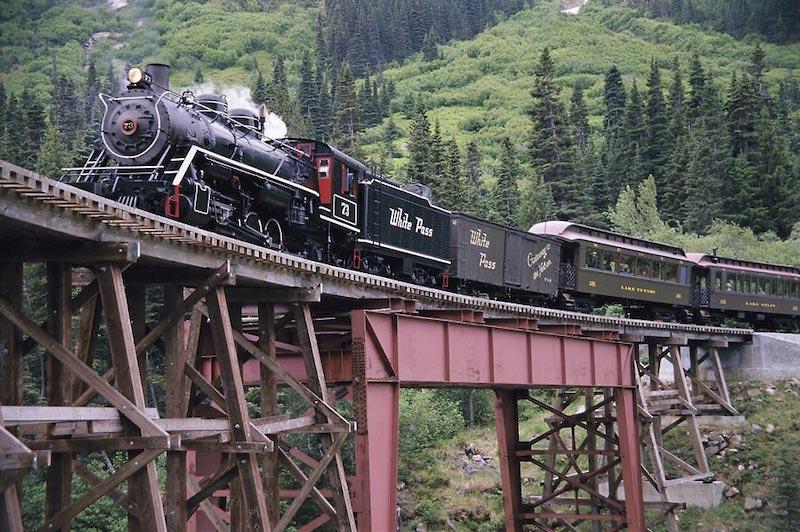 White Pass & Yukon to Resume Regular Service in July