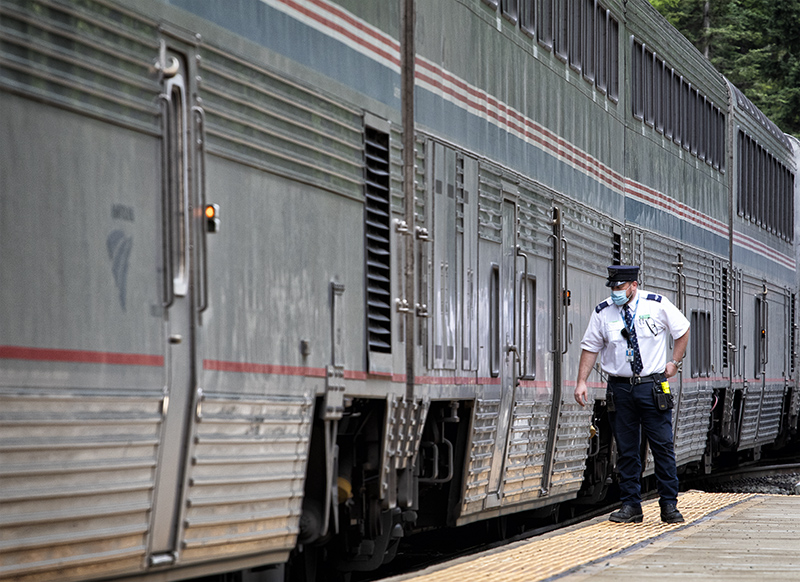 Amtrak CEO Says Additional Furloughs Coming if Congress Doesn't Act