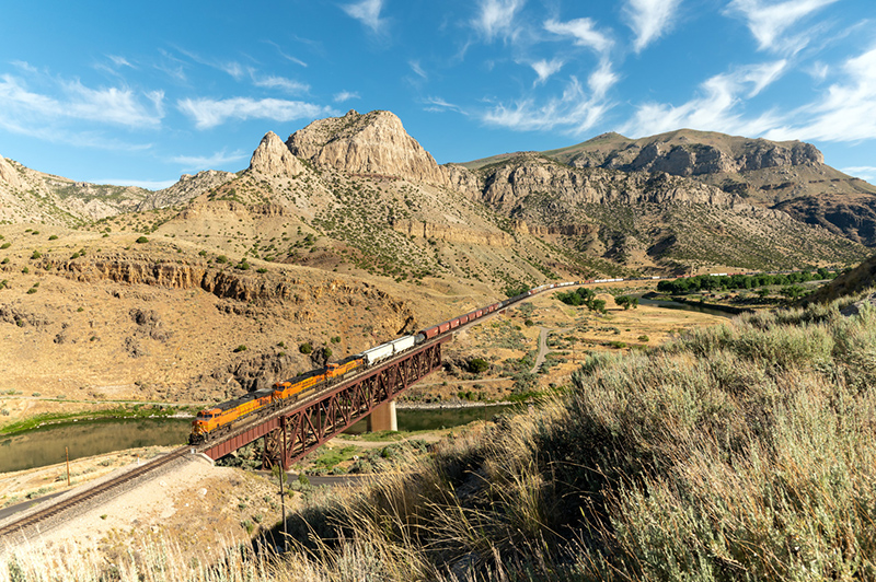 Send your entries for the 2021 Railfan & Railroad Centerspread Contest