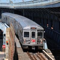Rail Service Around Philadelphia Returns to Pre-Pandemic Levels