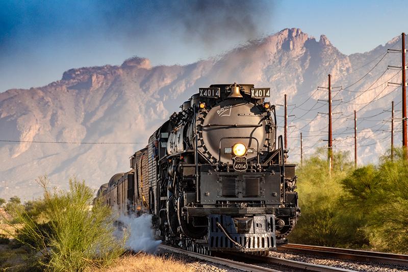 2020 Railfan & Railroad Center Spread Contest Winners