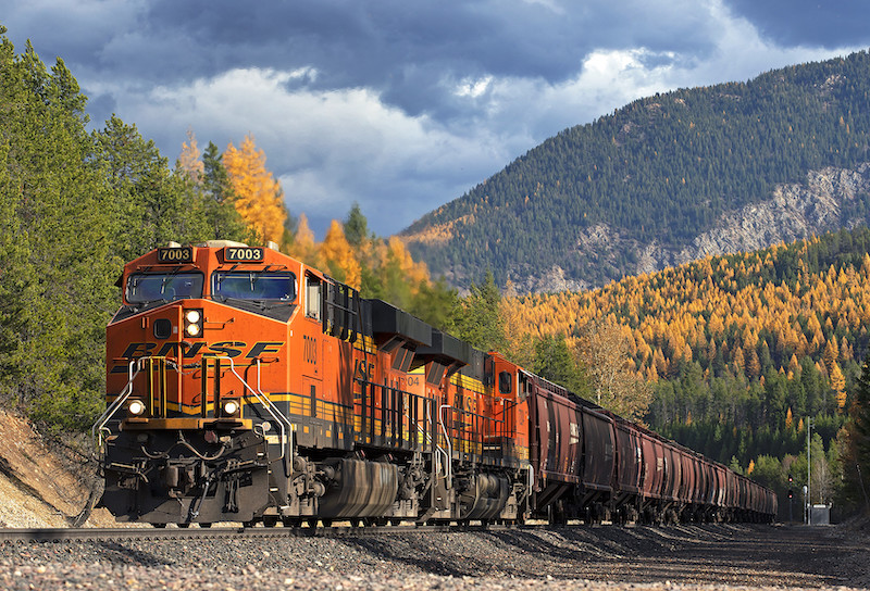 BNSF Names New Chief Executive Officer
