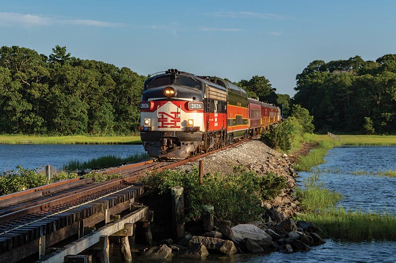 America's Vacation Trains