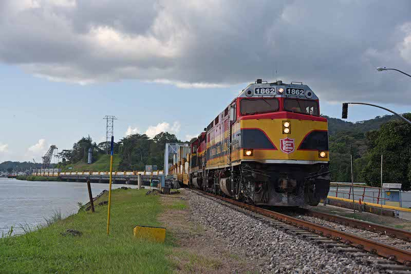 Panama Canal Railway Resumes Operations After Bridge Hit By Ship