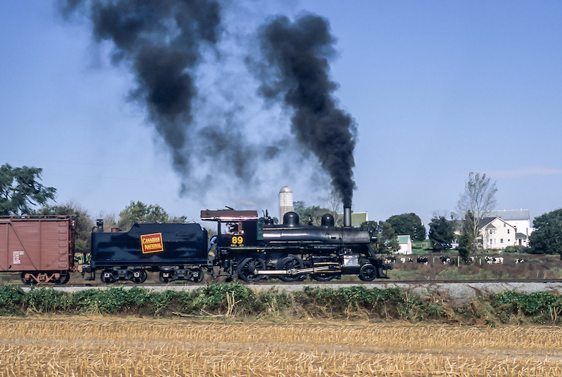 An Autumn Steam Spectacular!