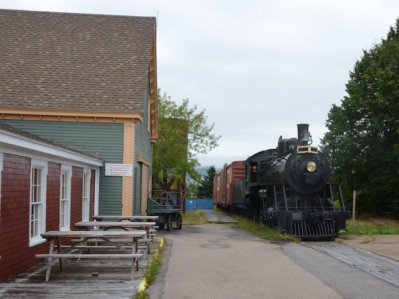 CN Lends a Hand to Steam Locomotive Restoration in Nova Scotia