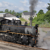 Arcade & Attica Hopes to Start Reassembly of 2-8-0 in 2021