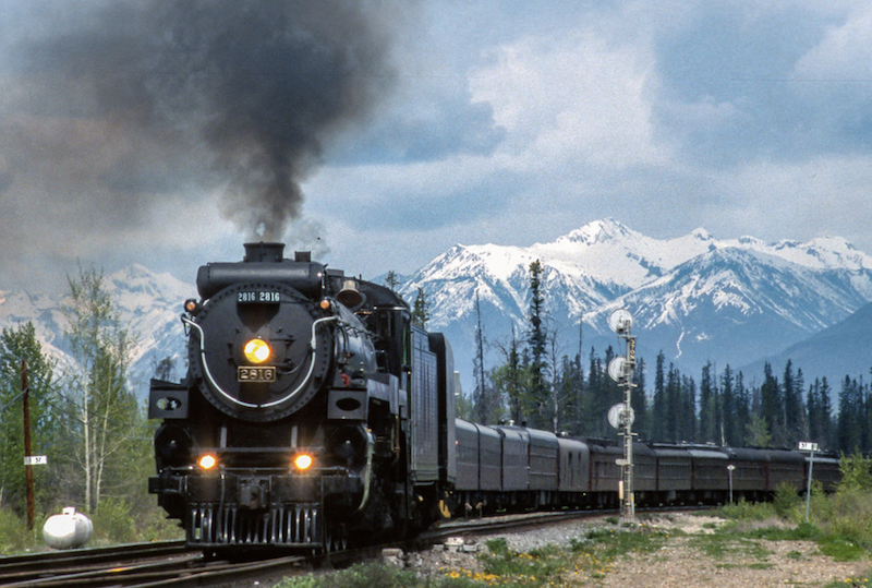 Update: CP Fires Up Steam Locomotive For First Time in Eight Years