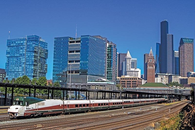 Seattle Railfan Guide