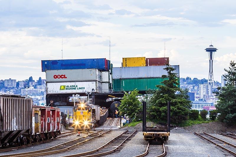 Seattle Railfan