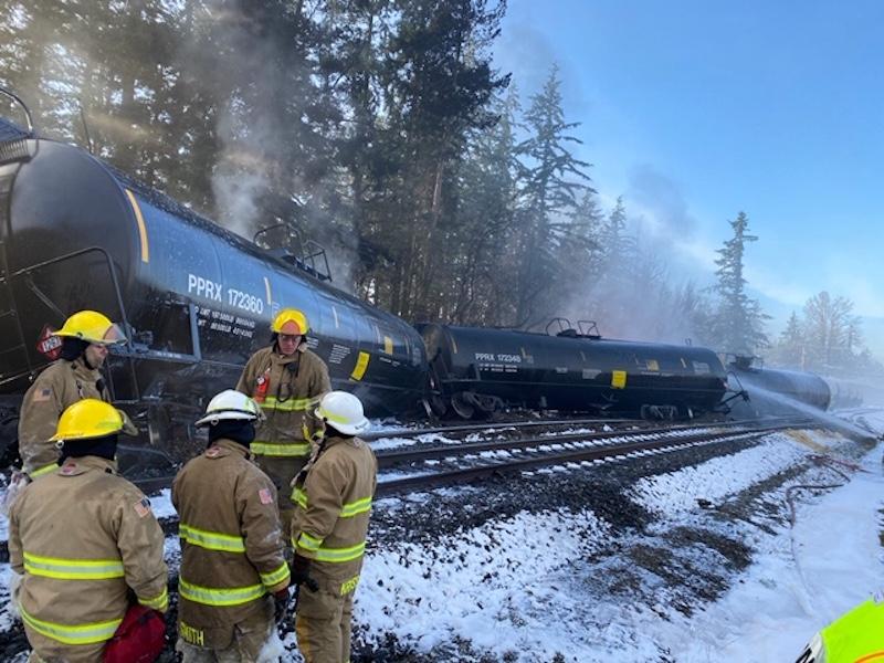 Report: Washington Oil Train Derailment Result of Sabotage