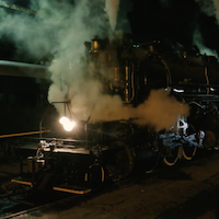 C&O 1309 Moves Under Its Own Power For First Time in 64 Years