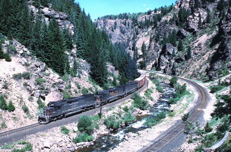 UPDATE: Rio Grande Pacific to Lease Tennessee Pass Route