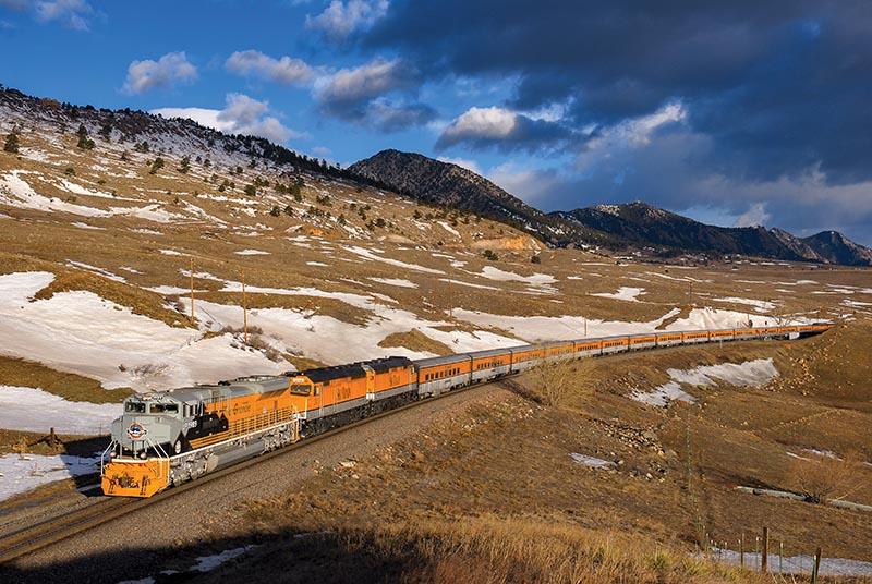 Remembering the Rio Grande Ski Train