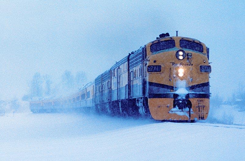 Rio Grande Ski Train
