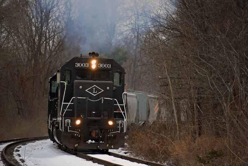 Photo Line: R.J. Corman Takes Over Pennsylvania Short Lines