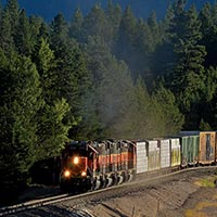 Chase the Chewelah: BNSF in the Northeast Washington Backwoods