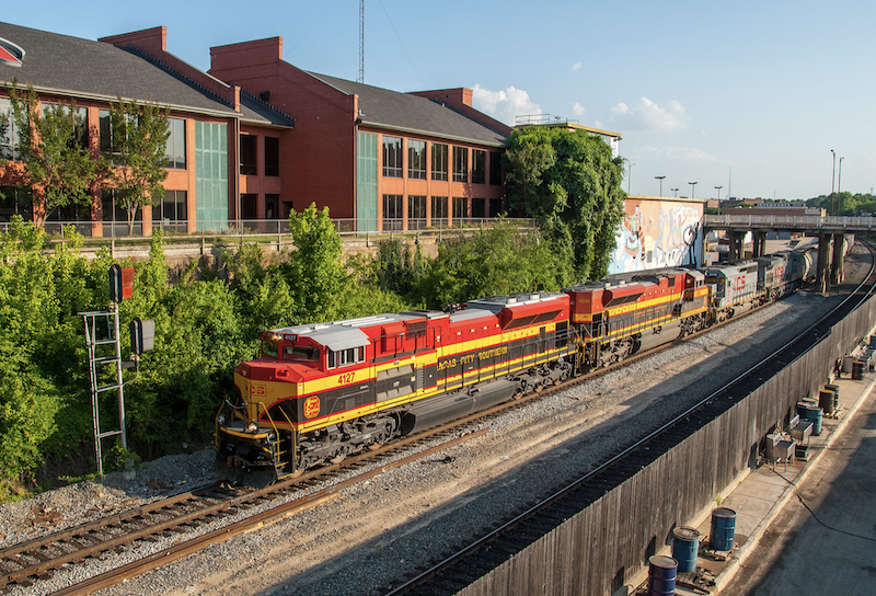 Canadian Pacific, Kansas City Southern to Merge