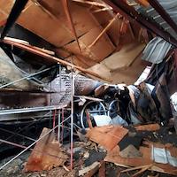 Nashville Steam Seeking Donations After Storm Damages Shop