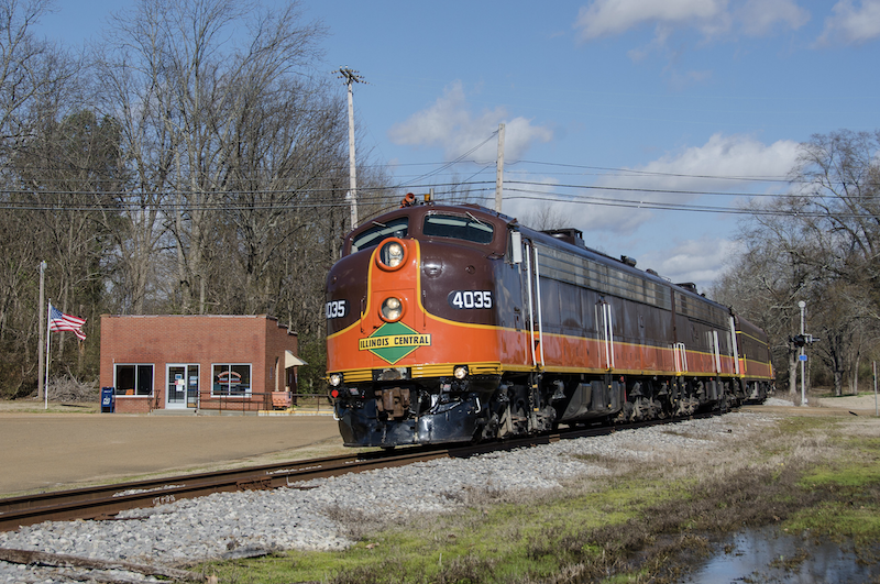 Former Iowa Pacific Equipment Put Up For Sale