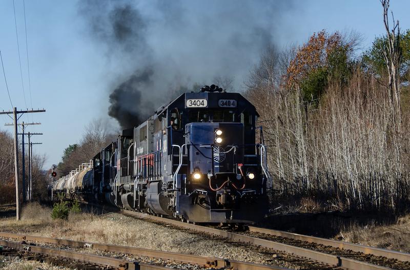 Amtrak Comes Out Against CSX's Acquisition of Pan Am Railways