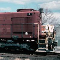 West Chester Railroad Donates Alco Switcher