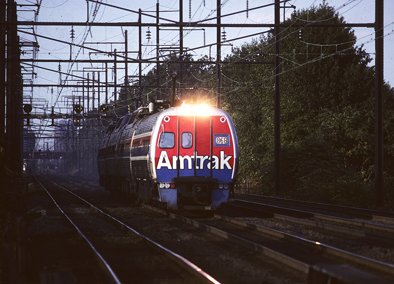 Photo Line: Early Amtrak with Jim Boyd