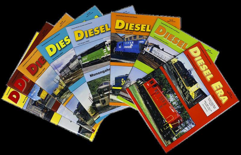 Diesel Era Magazine