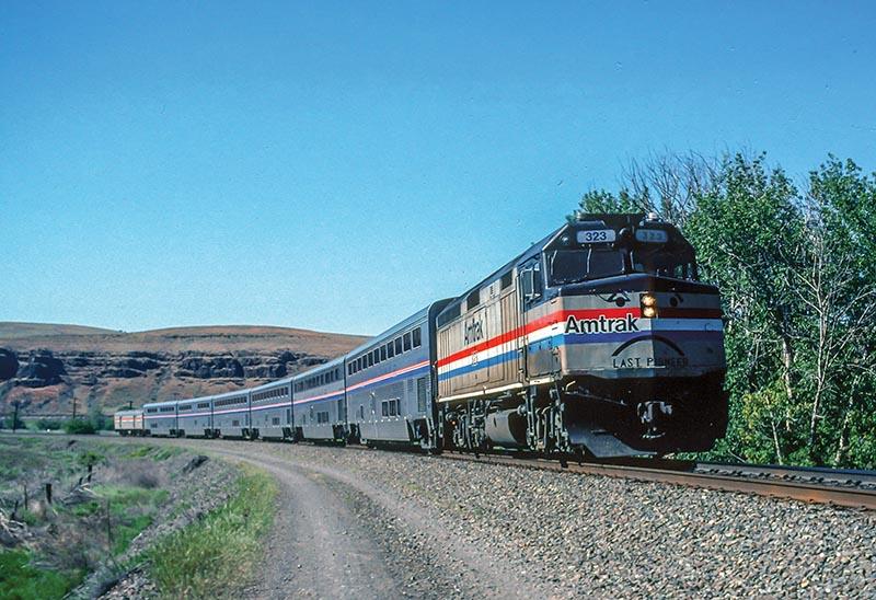 Amtrak Pioneer