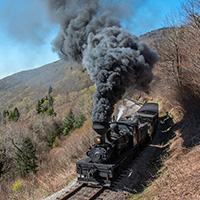 Photo Line: West Virginia's Cass Scenic Railroad in 2021