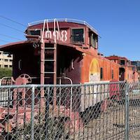 Santa Fe, Southern Pacific Cabooses Saved in Arizona