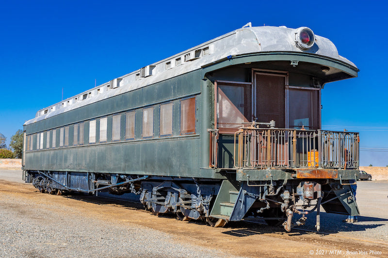 James J. Hill's Private Car Acquired by Minnesota Museum