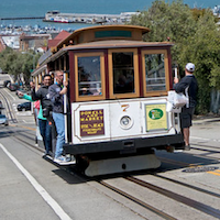 San Francisco's Cable Cars Giving Free Rides in August