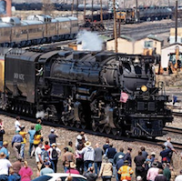 Union Pacific Announces Month Long Big Boy 4014 Tour