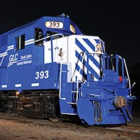 Alco Parts and EMD Hearts: Great Lakes Central Geeps