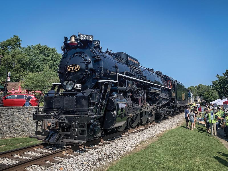 Kentucky Steam to Hold Open House this Weekend