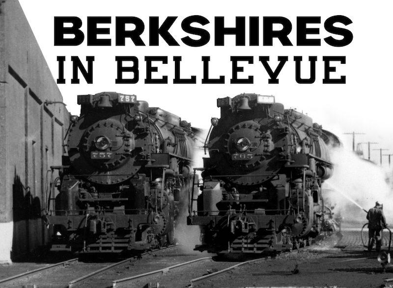 Nickel Plate Berkshires to be Reunited in Ohio