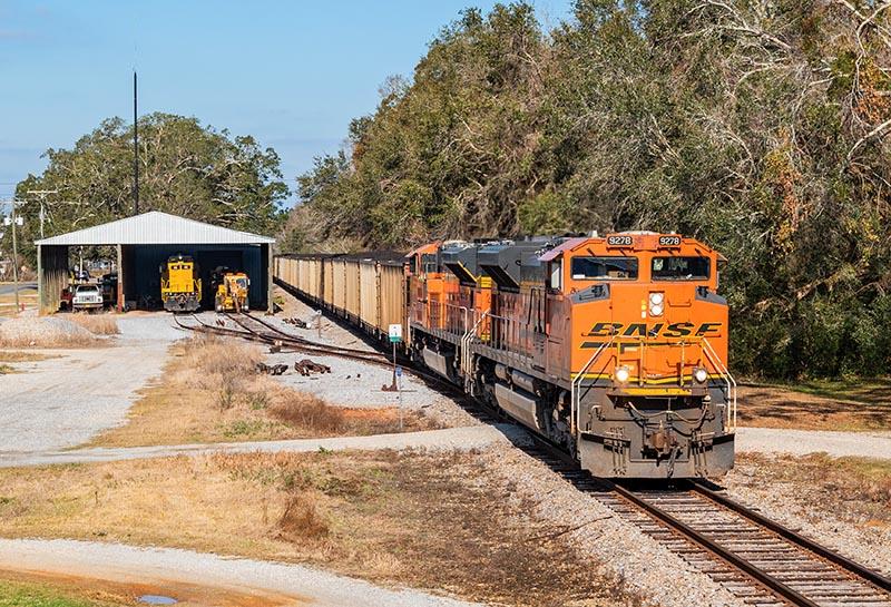 Mississippi Export Railroad