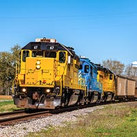 Mississippi Export Railroad at 100